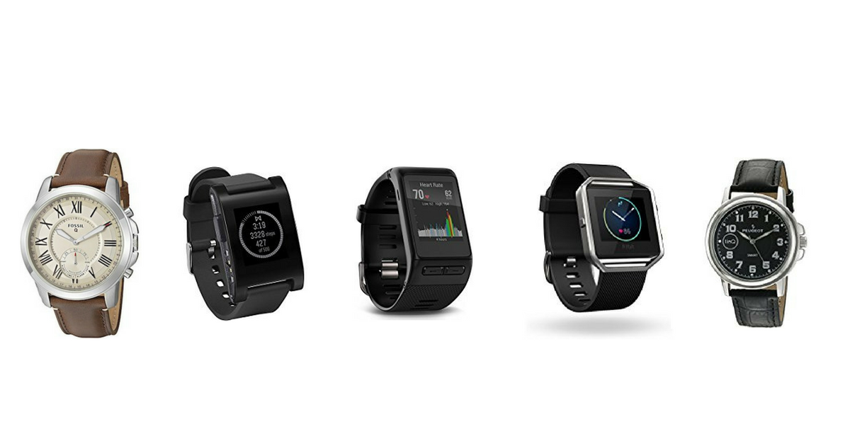 5 Inexpensive iWatch Alternatives